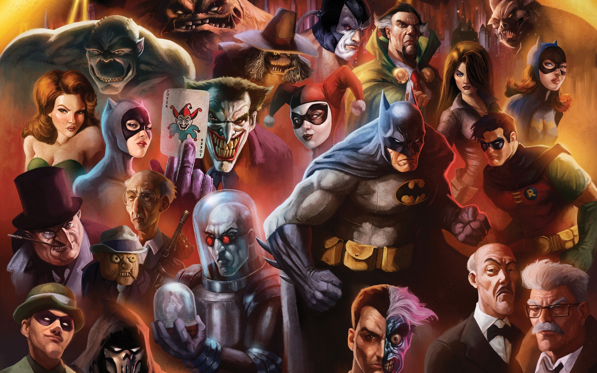 Dc comics hd wallpapers pixelstalk net - Female cartoon characters wallpapers ...