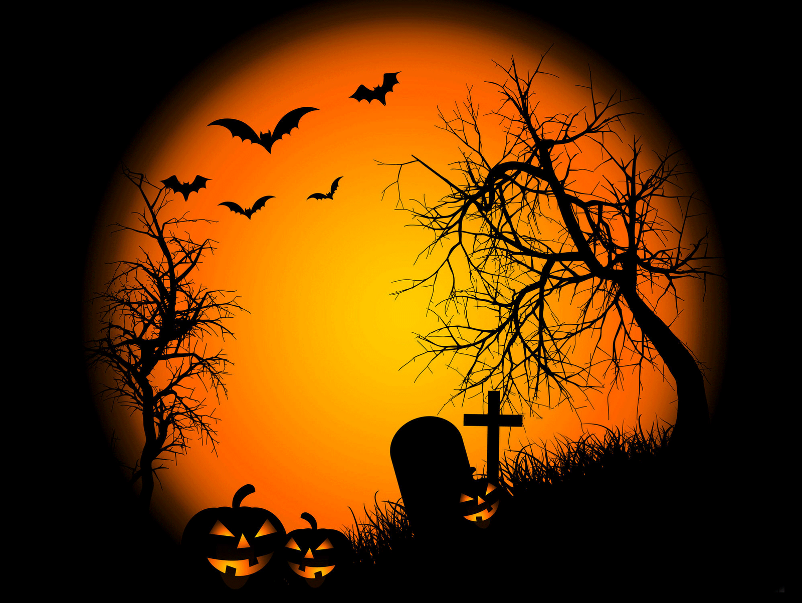 Desktop Halloween Wallpaper.
