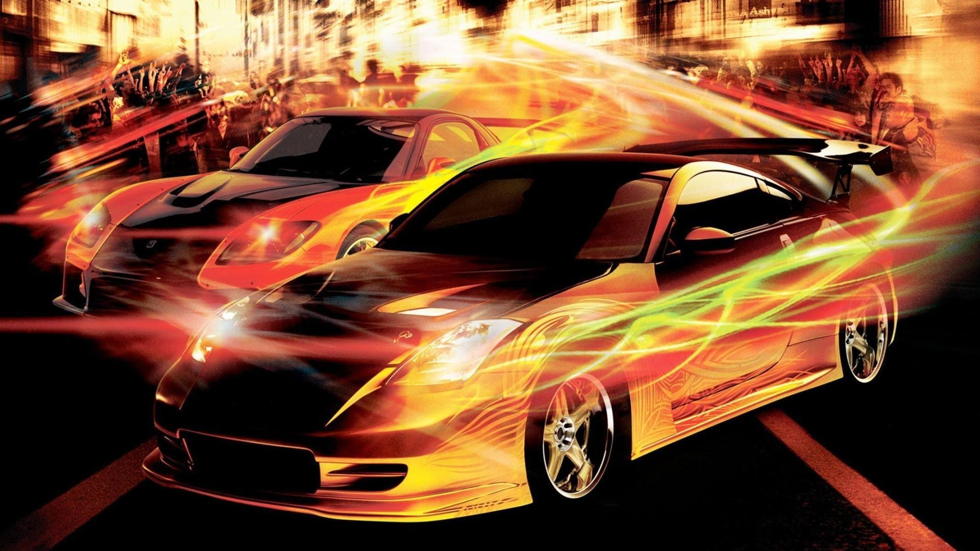 fast furious hd wallpapers - Fast And Furious 7 Cars Wallpapers
