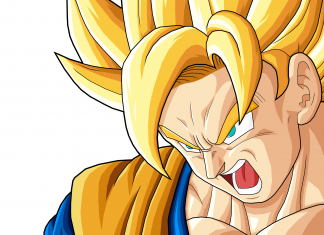 Free Download Desktop Goku Wallpapers High Quality.