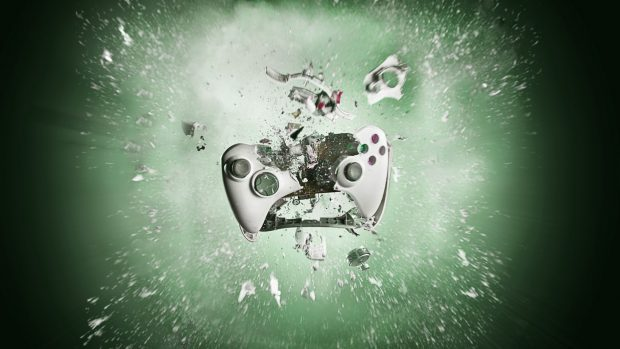 Gaming wallpaper high definition.