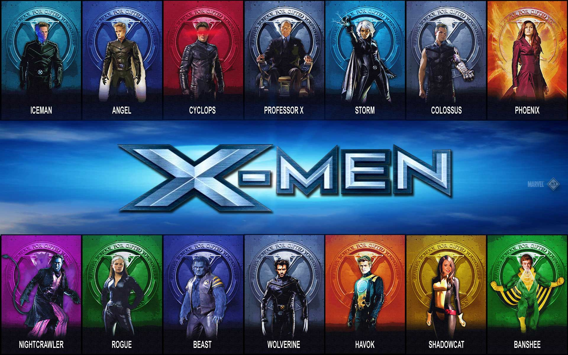 X Men Movies HD Wallpapers