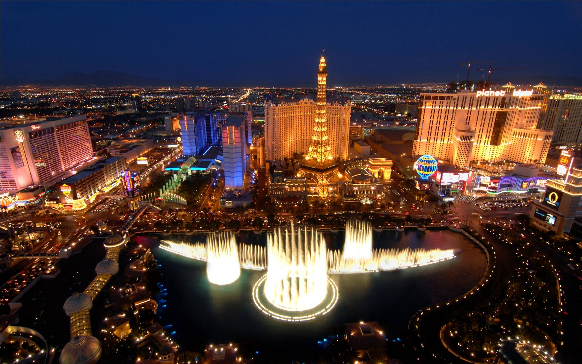 Las Vegas Hd Wallpapers Pixelstalk Net