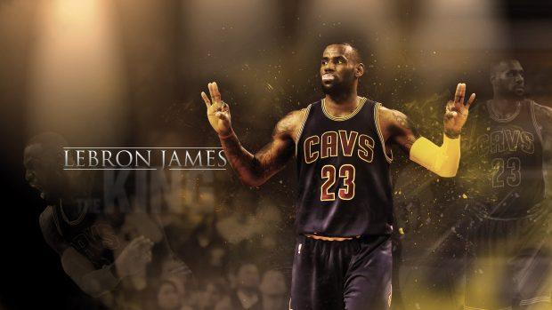LeBron James Cavaliers 2016 1920×1080 Wallpaper.