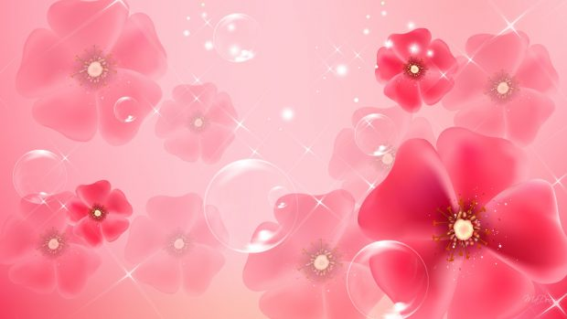 Light Pink Desktop Wallpapers.