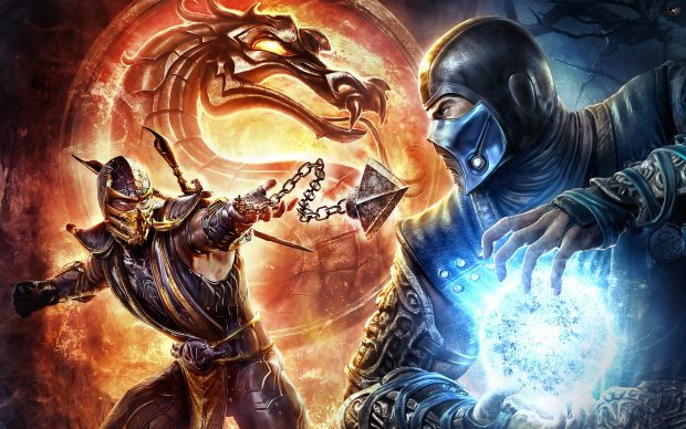 Mortal Kombat Wallpapers Images HD.