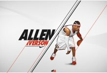 NBA Basketball Allen Iverson Wallpapers HD.
