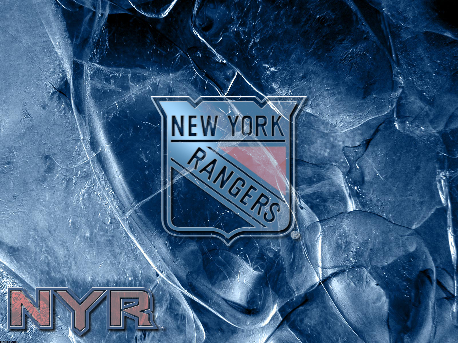 New York Rangers Logo By Realyze