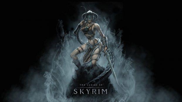 Skyrim HD Image Free Download.