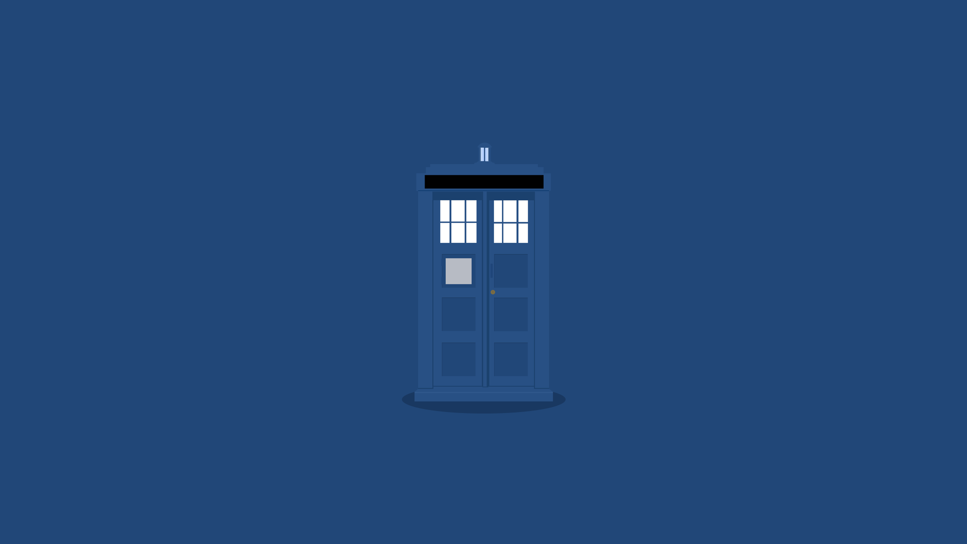 Tardis Minimal Wallpapers Movie Picture