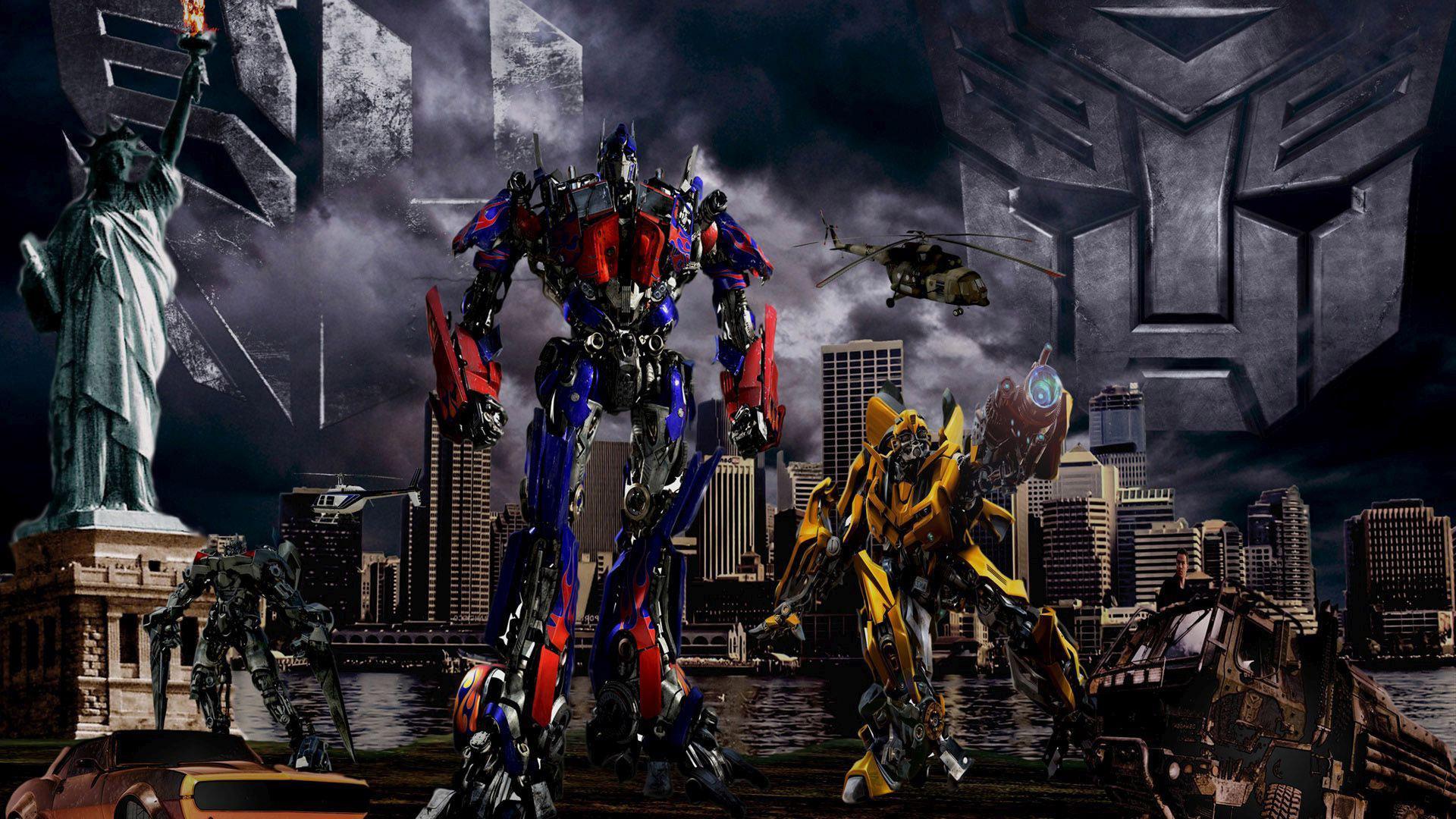 Transformers Wallpapers HD | PixelsTalk.Net