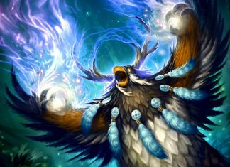 Wallpapers wow druid world of warcraft 1920x1080.