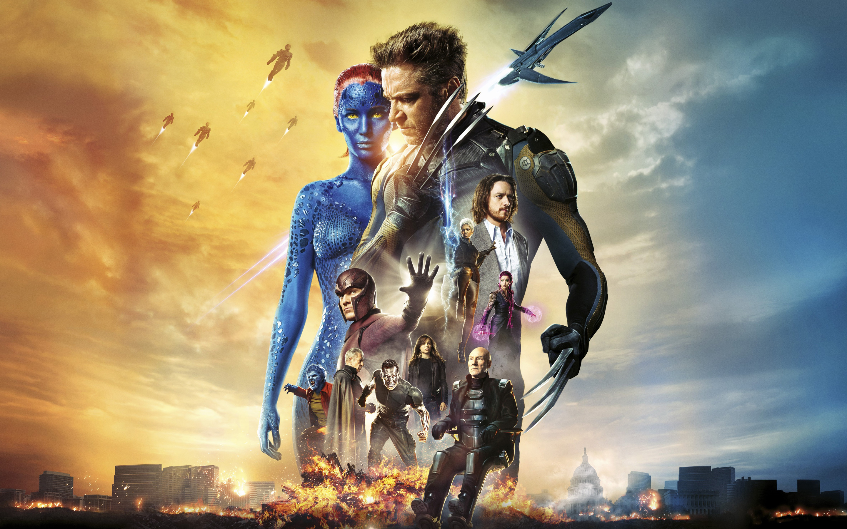 x men movies hd wallpapers | pixelstalk
