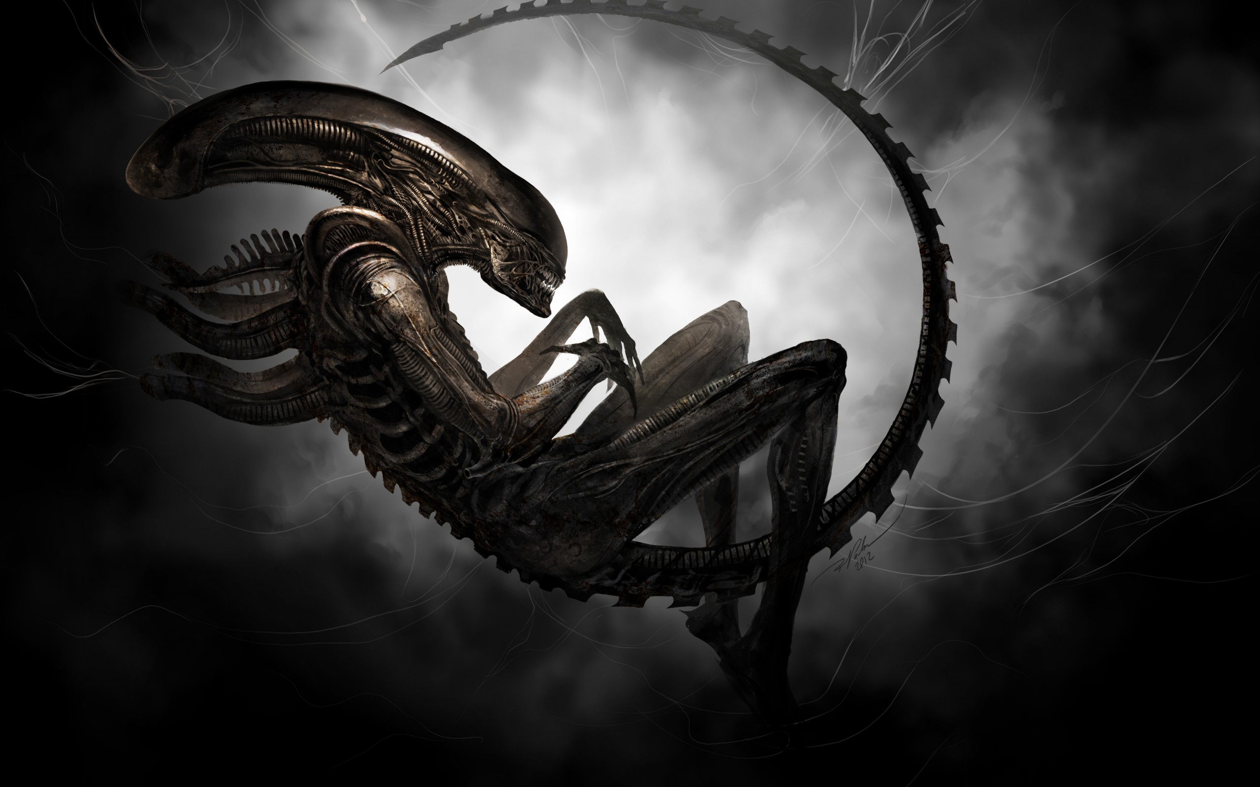 alien wallpaper hd pixelstalk net