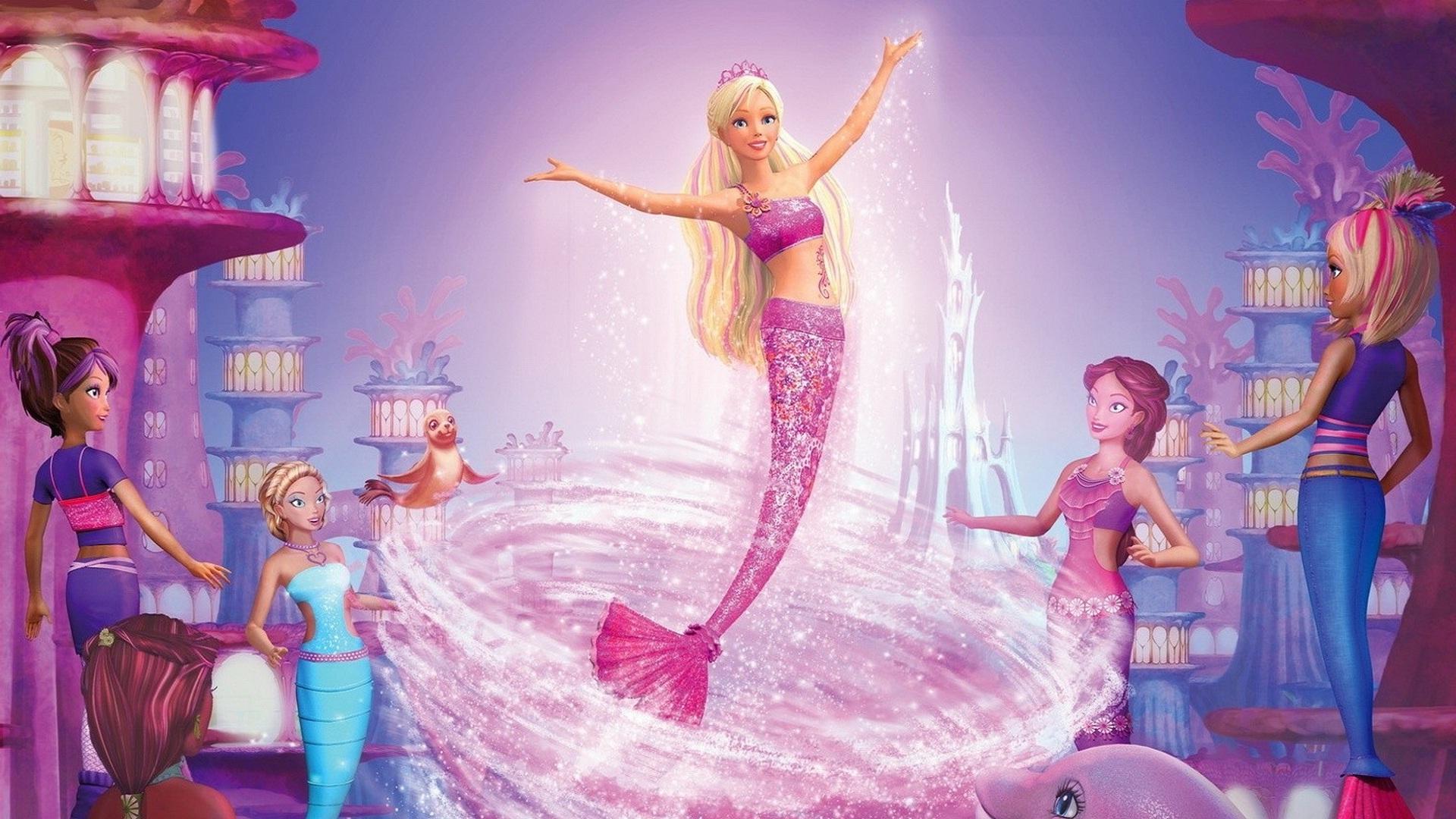 Barbie Wallpaper HD