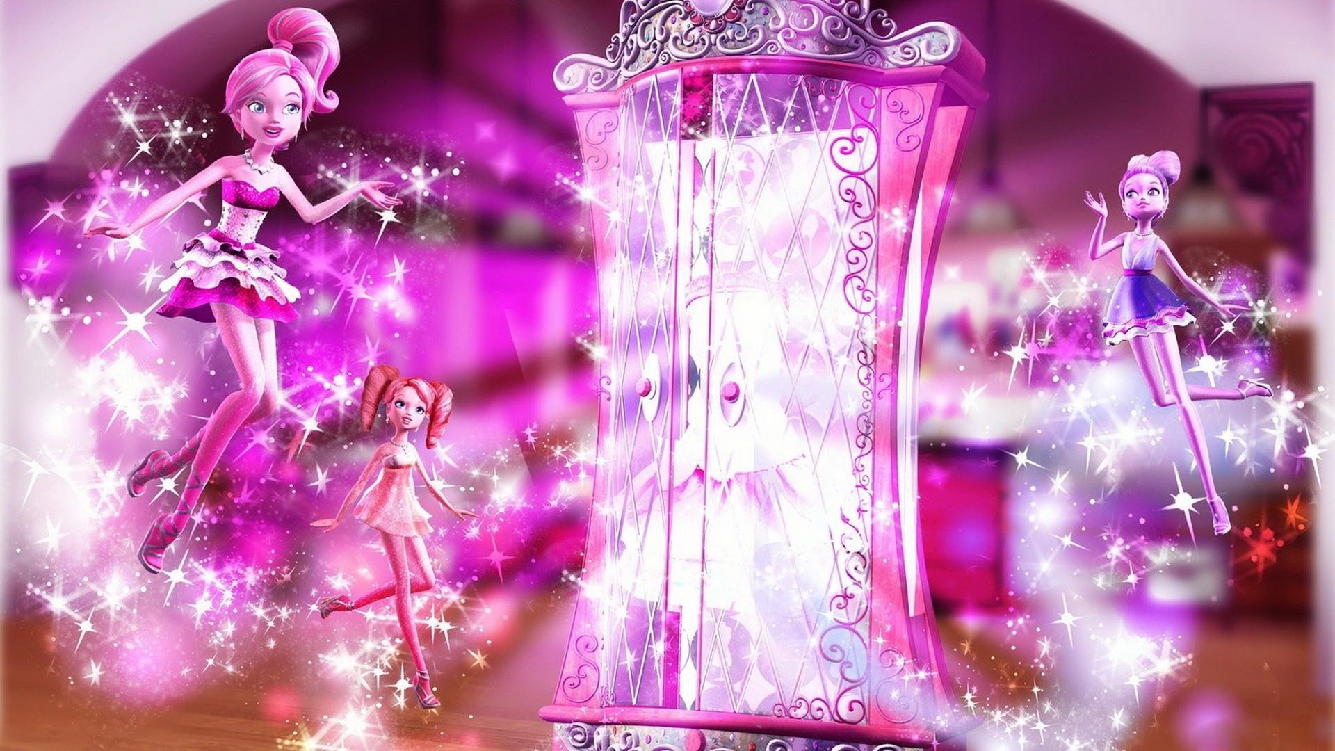 Barbie Backgrounds Pixelstalk Net