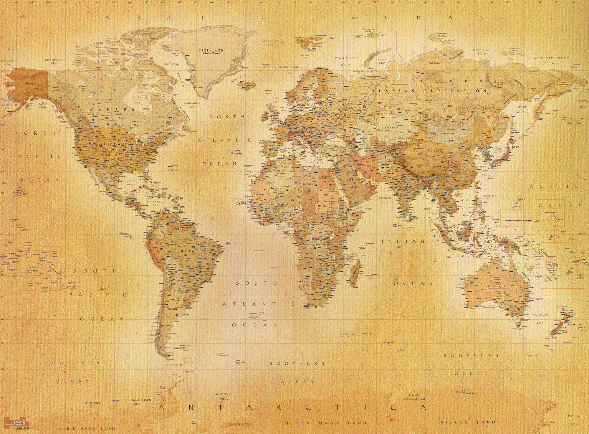 World map wallpaper hd pixelstalk w4pl tanvintage 001 best download world map wallpapers hd gumiabroncs Image collections
