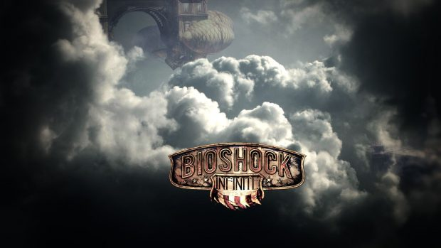 Bioshock infinite 1080p games wallpaper.