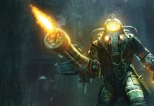 Bioshock wallpaper picture 1920x1080.