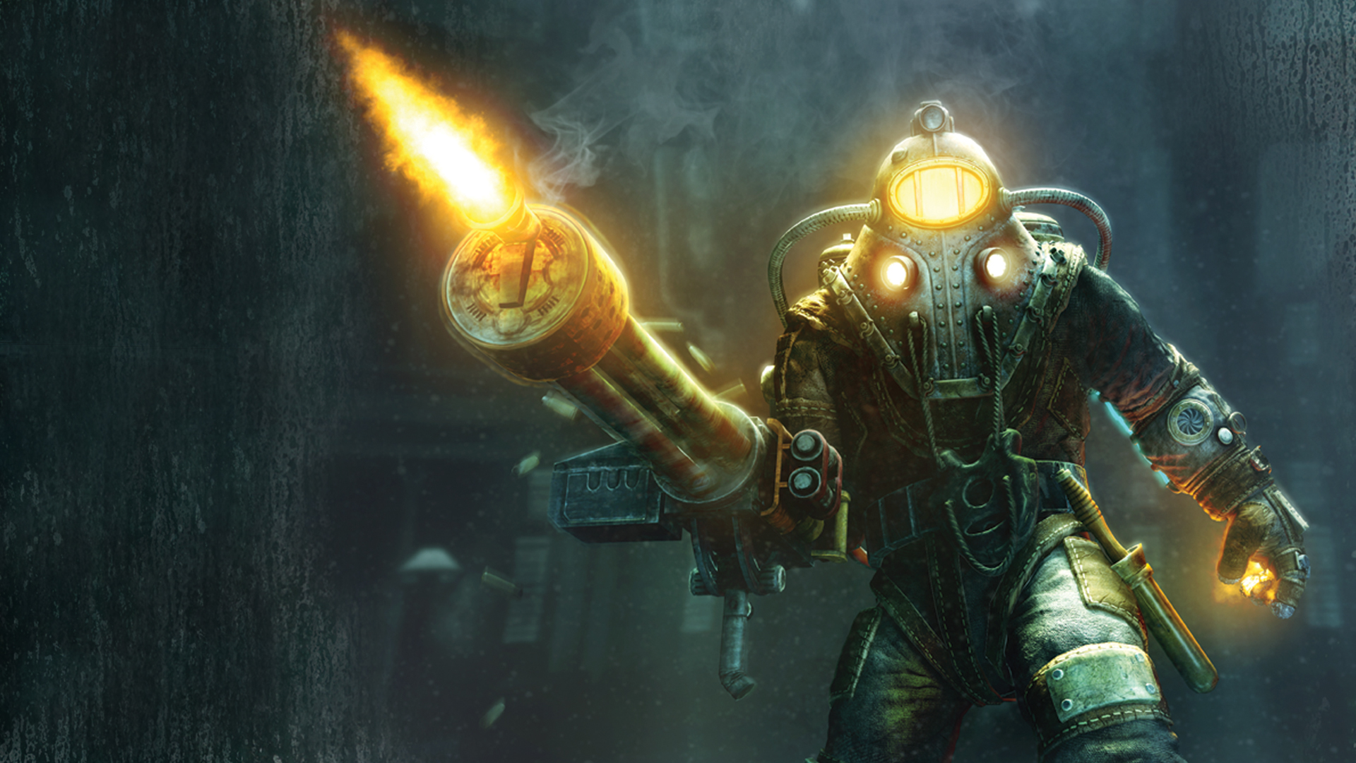 bioshock wallpaper picture 1920x1080