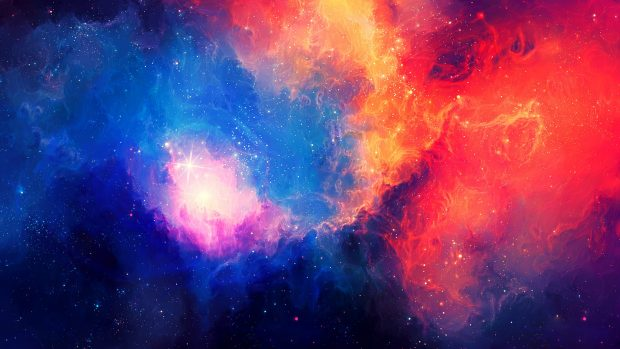 Colorful galaxy images wallpapers.