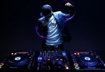 DJ Music Wallpaper Free Download Image.