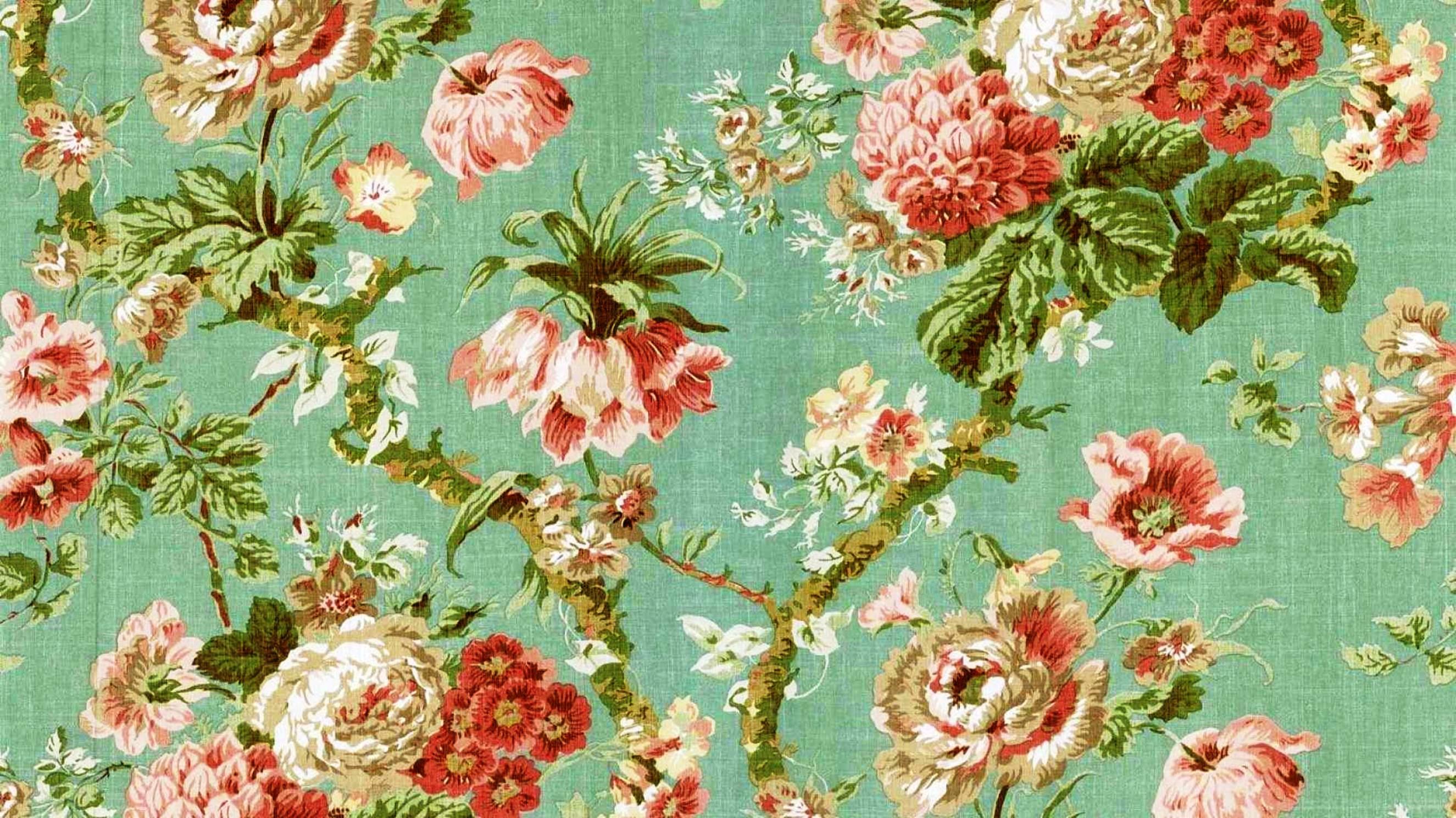 Vintage Floral Backgrounds | PixelsTalk.Net