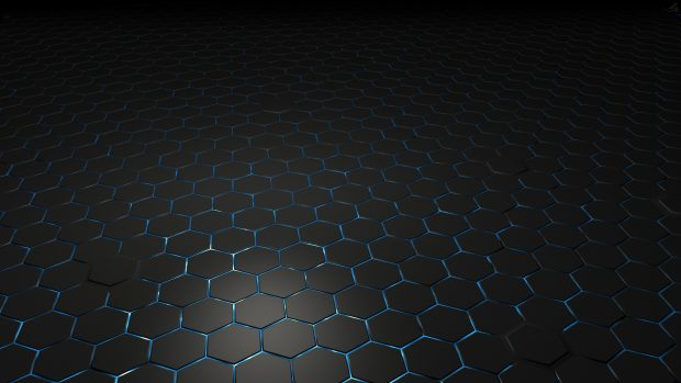 Endearing 1920x1080 Wallpaper Hexagon Image Black Picture.