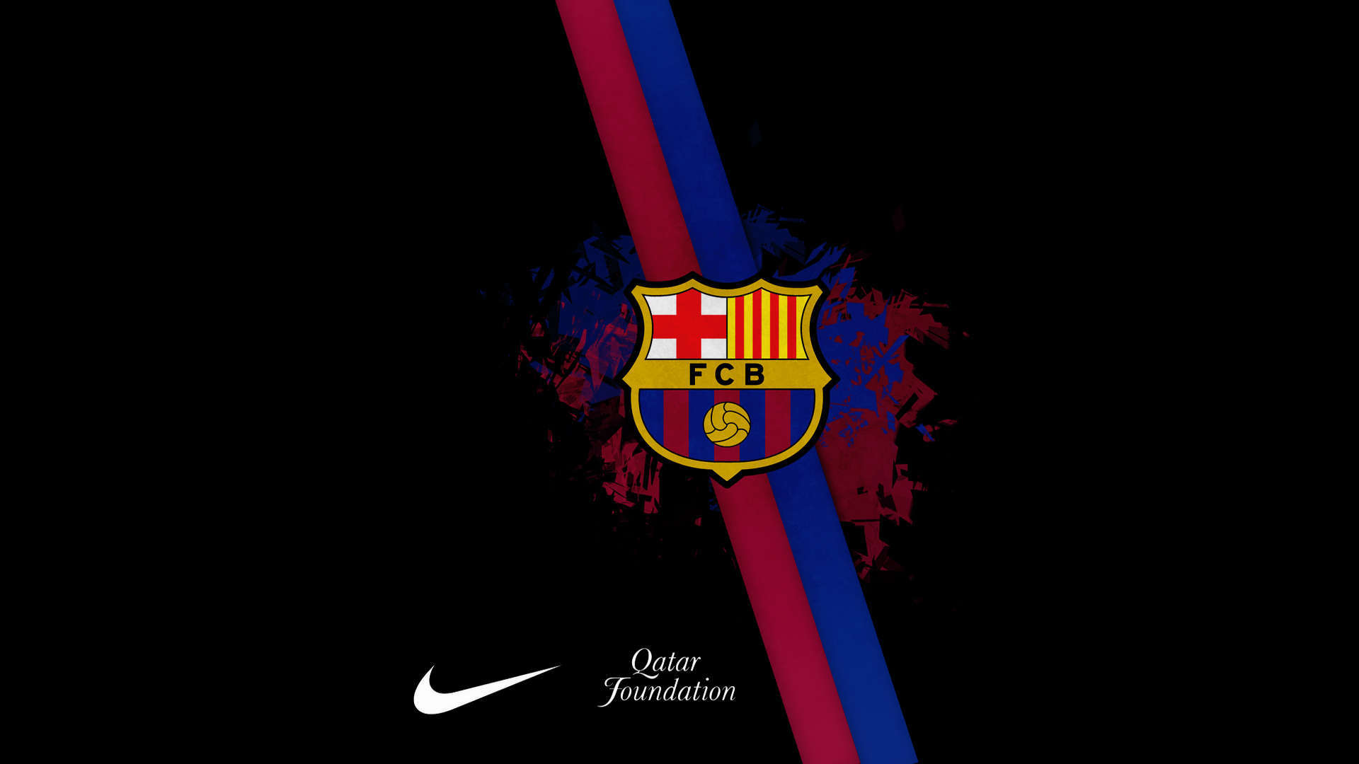 FC Barcelona Logo Wallpaper Download | PixelsTalk.Net