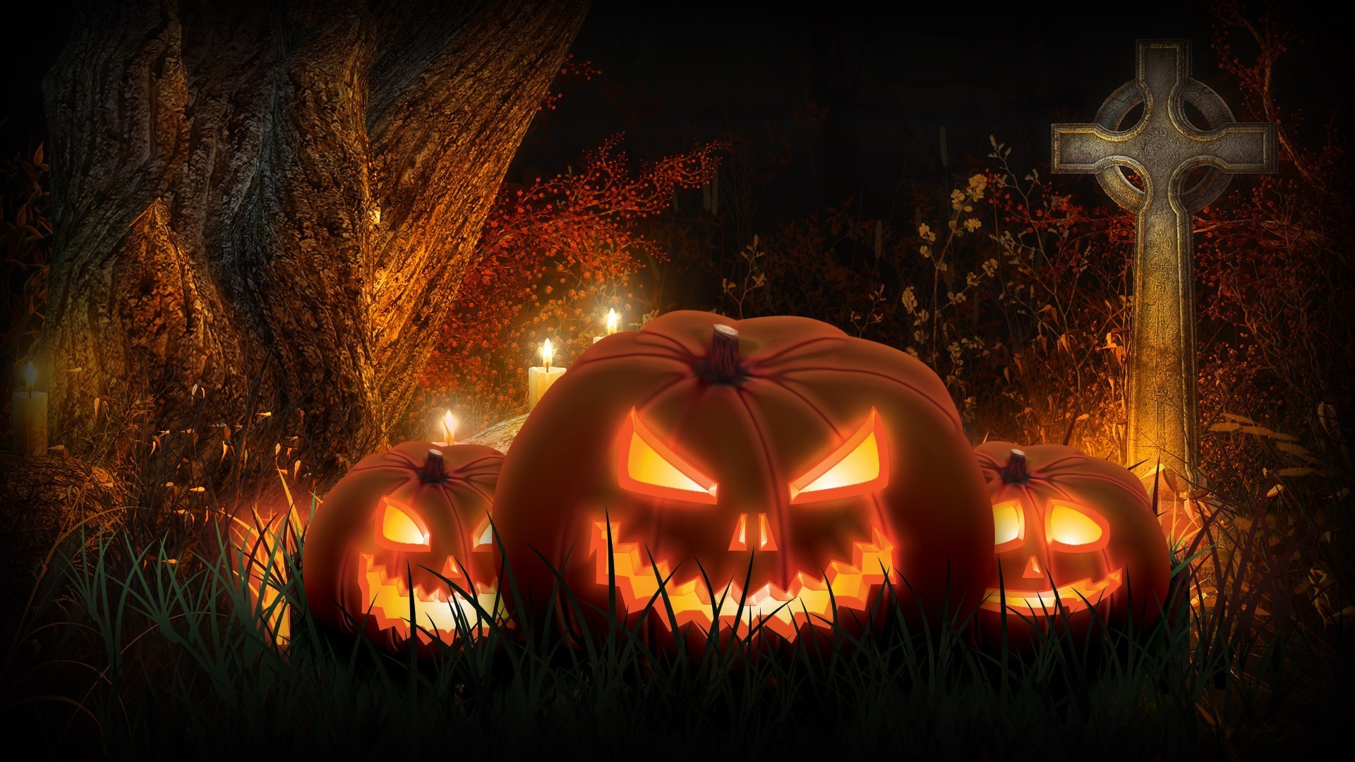 Free Halloween Wallpapers For Laptops