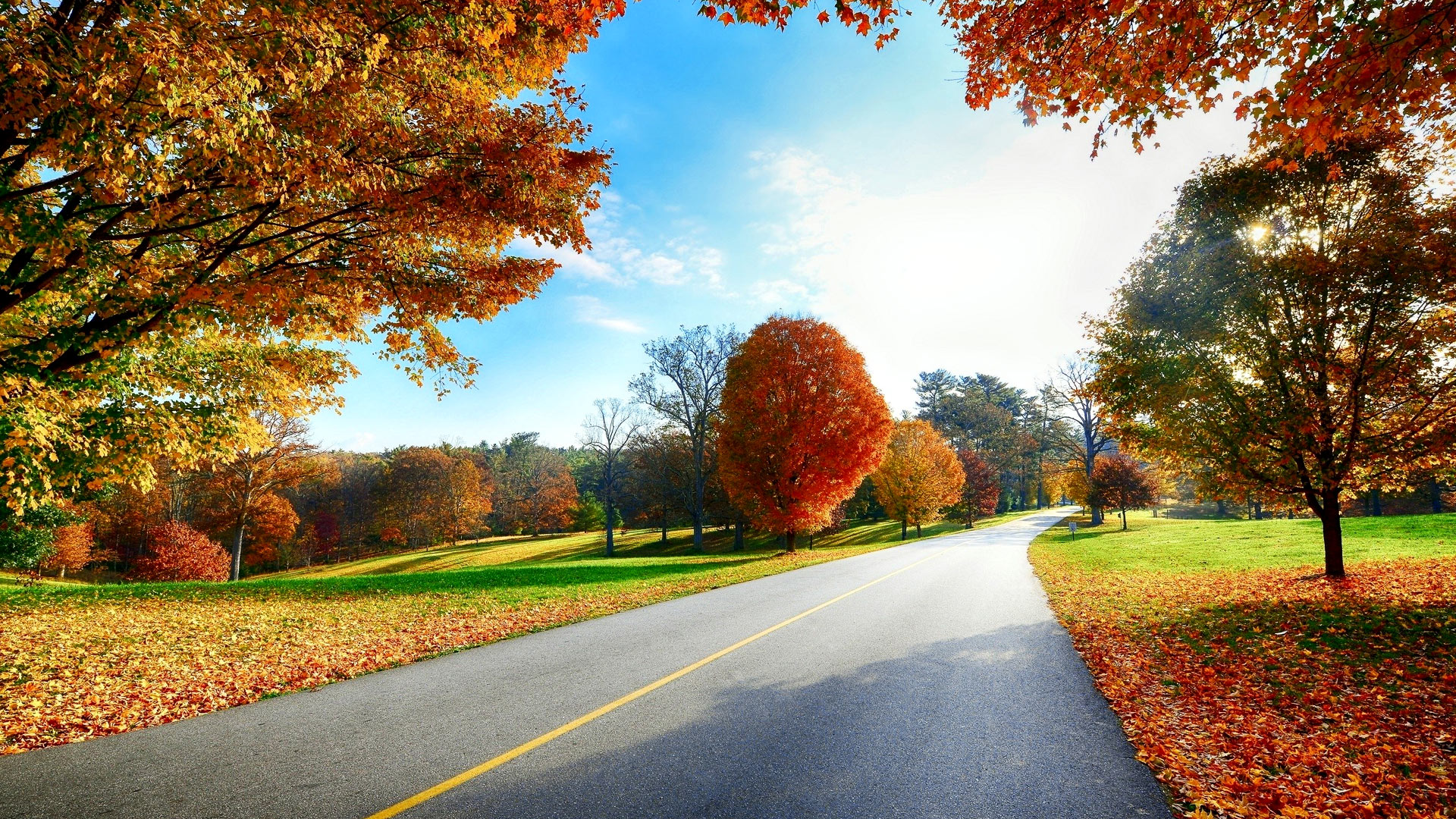 Fall Scenery Wallpapers Free Download Pixelstalk Net