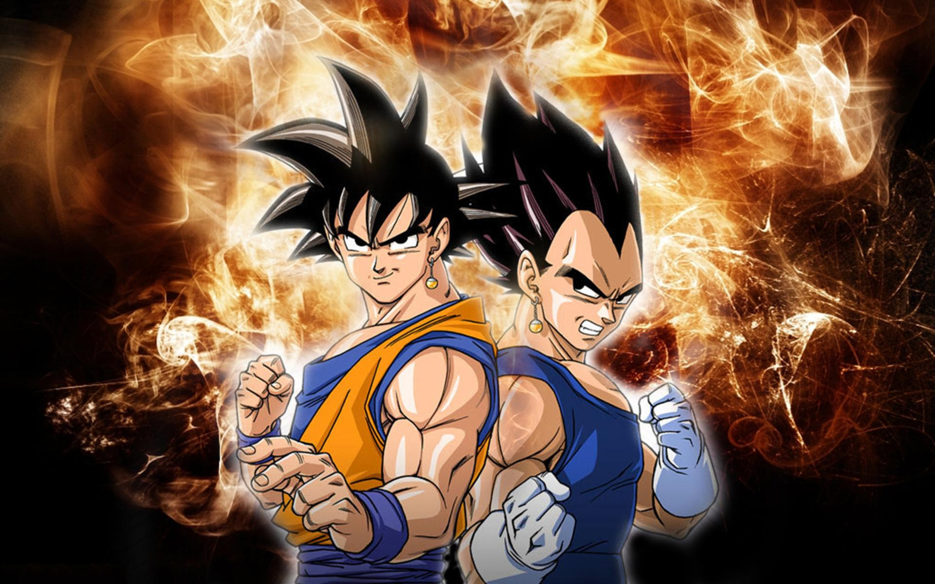 Free download goku dragon ball z backgrounds pixelstalk net - 3d wallpaper of dragon ball z ...