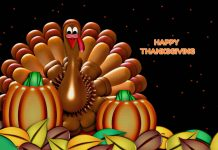 HD 3D Thanksgiving Wallpapers.