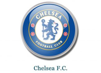 HD Chelsea FC Logo Wallpaper.