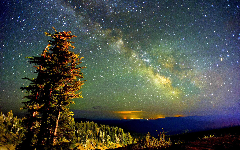 Night Sky Wallpapers HD | PixelsTalk.Net