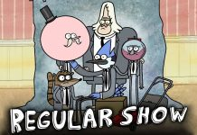 HD Regular Show Wallpaper.