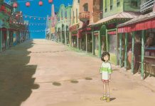 HD Spirited Away Backgrounds.