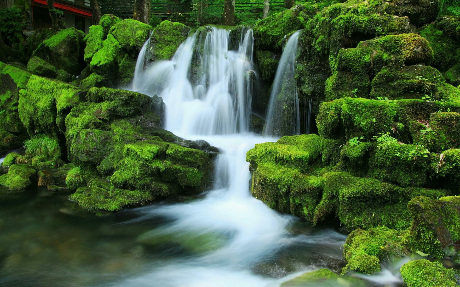 hd wallpaper waterfall download | pixelstalk