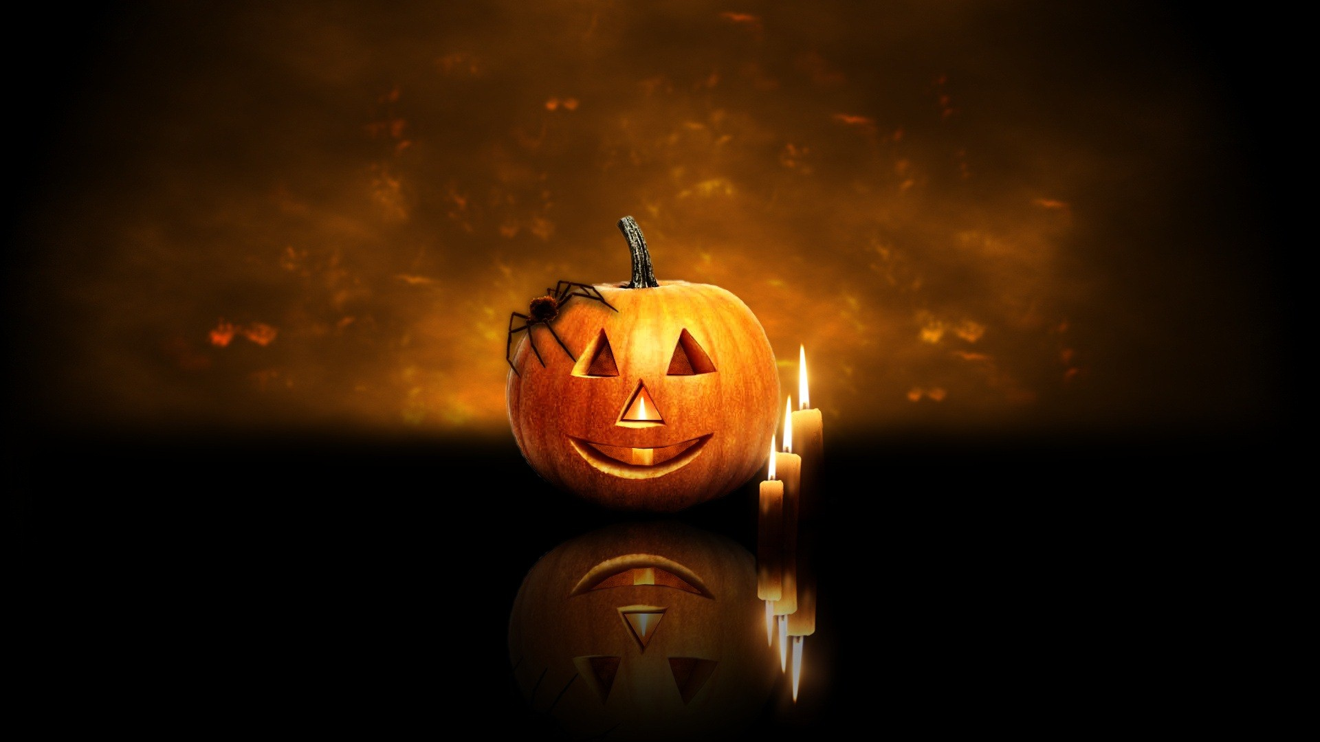 Halloween Pumpkin Backgrounds Free Download.