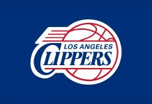 Losangeles Clippers Logo Wallpaper.