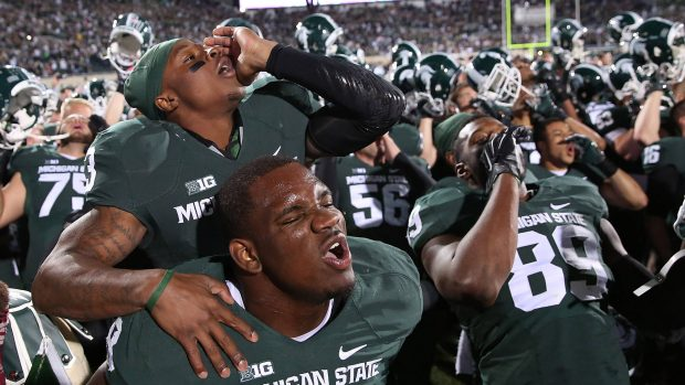 Michigan State Picture Free Download.