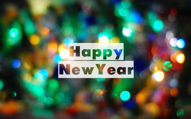New Year Widescreen Wallpaper Images.