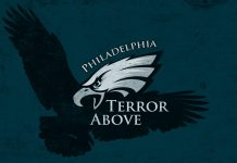 Philidelphia Eagles logo wallpapers HD download.
