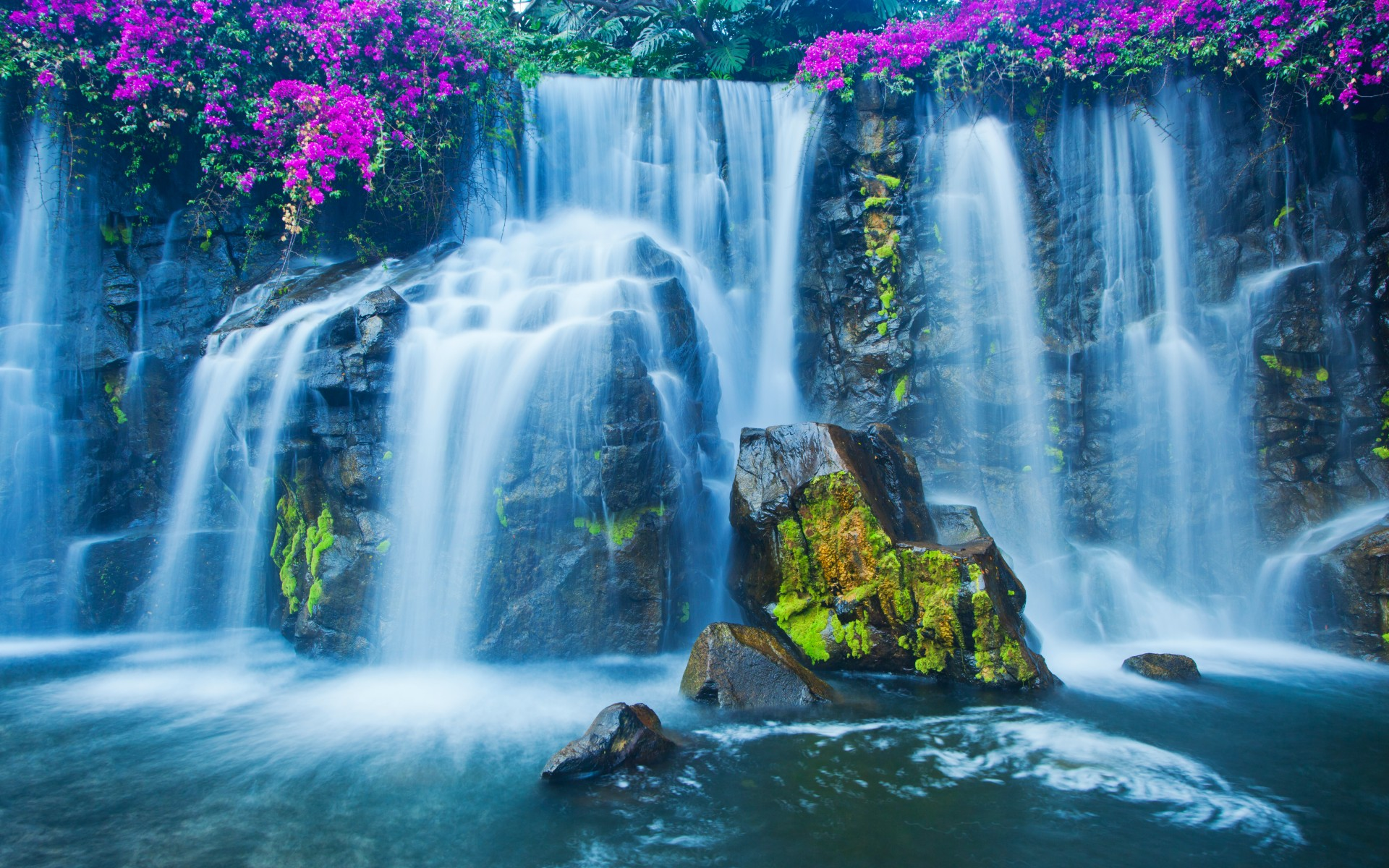 Desktop Waterfall HD Wallpapers