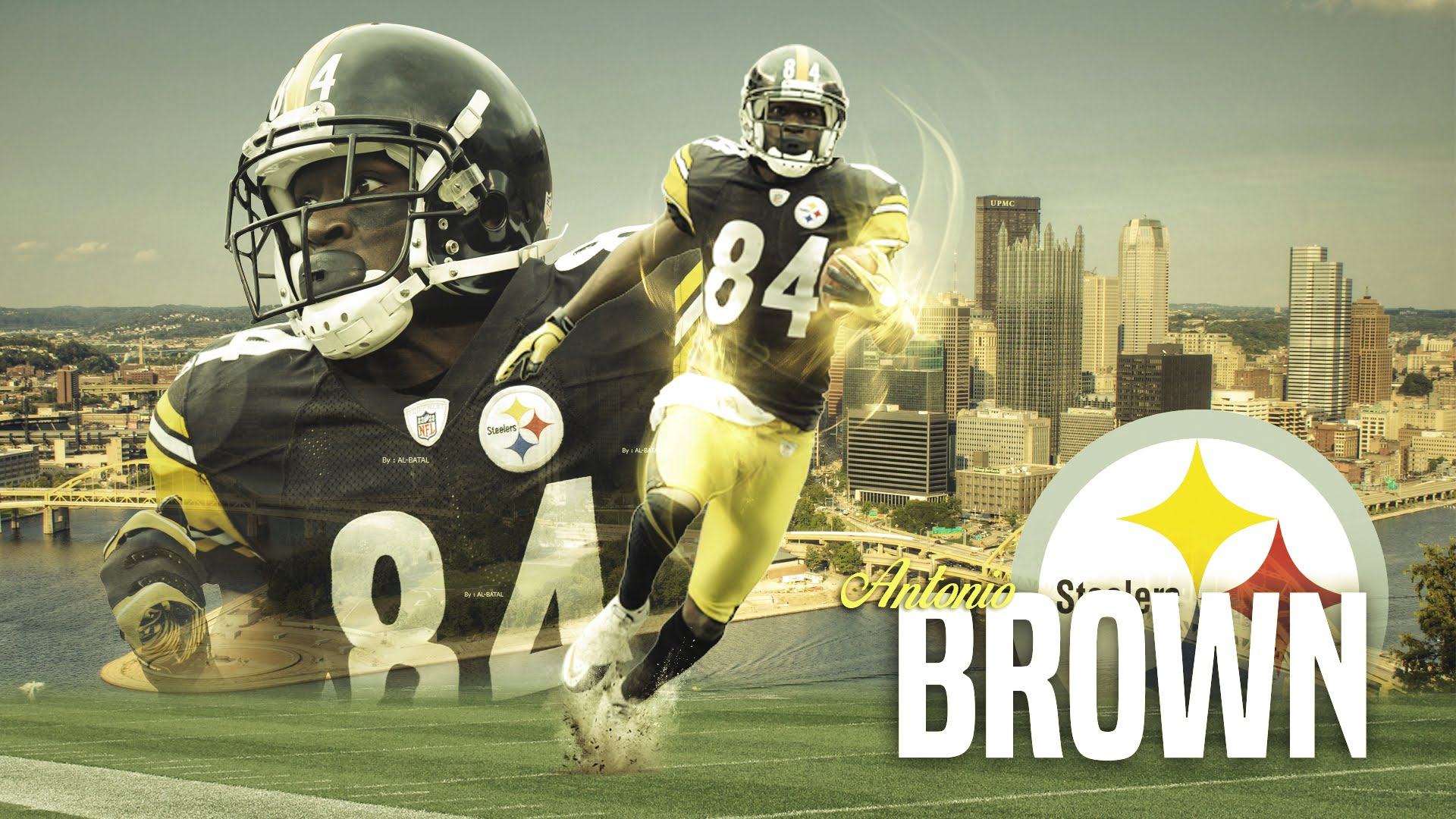 Pittsburgh Steelers Wallpaper HD.