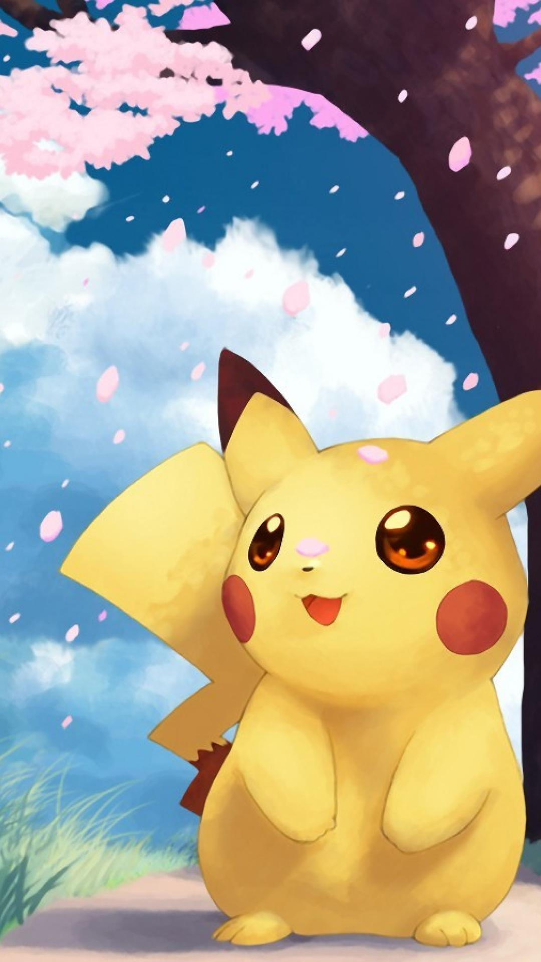 Pikachu Wallpapers For Phone