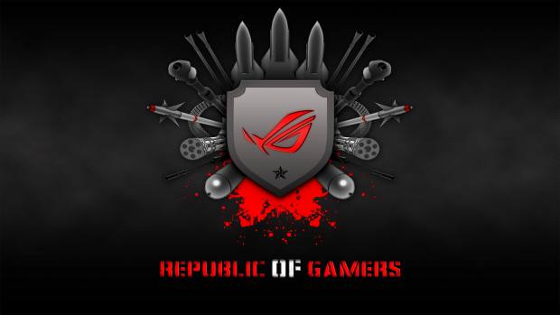 Republic Of Gamers Picture Free.