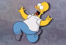 Scared homer simpson the simpsons backgrounds 1920x1200.
