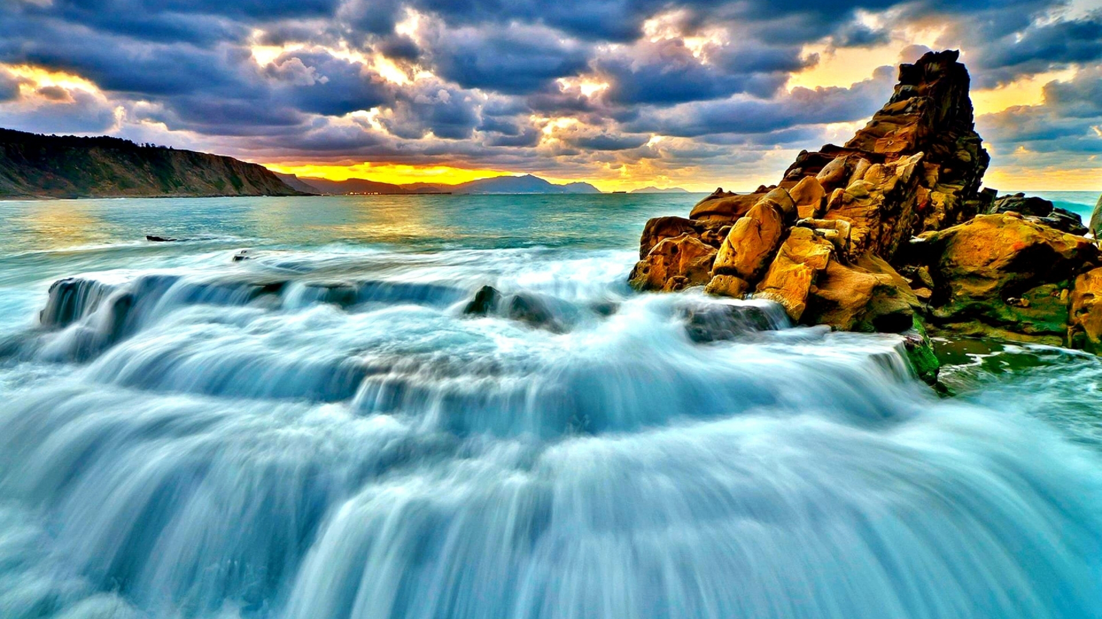 High Definition Wallpapers High: Waterfall Wallpaper High Quality