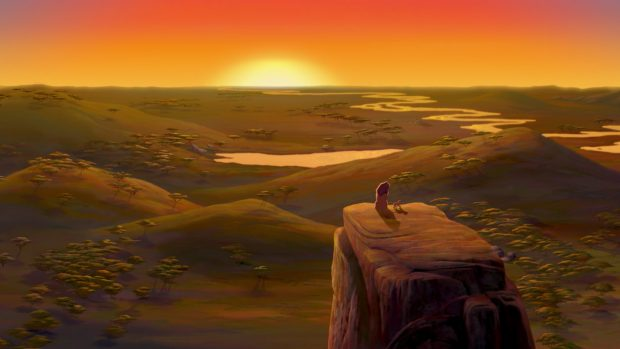 Simba Lion King Backgrounds.